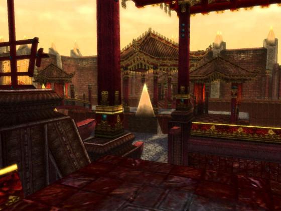 ~250 yrs ago: Raisu Palace