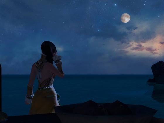 Rosalie - Nachthimmel in den Flitterwochen