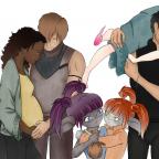 Familie Fenris