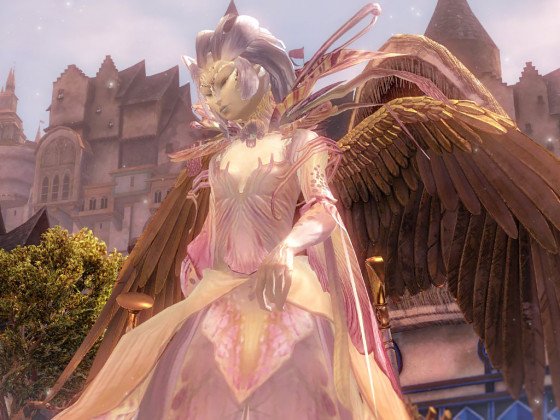 Goldene Flügel