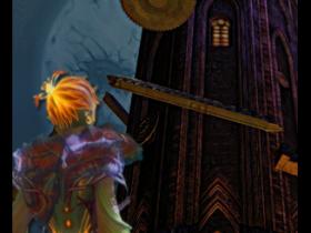 Tarot ~ The Tower (Alternativversion)