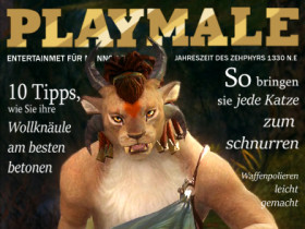 PLAYMALE Gold Edition