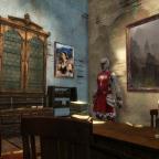 Adrians Büro