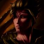 Noch ein Sylvari-Portrait!