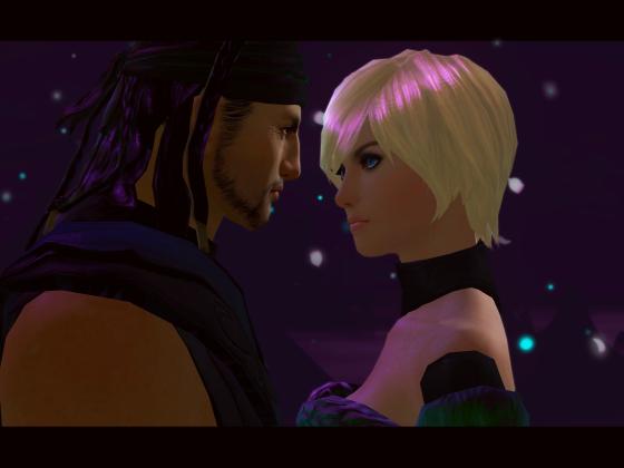 Sonnenschein der Nacht - Kim und Azaíah