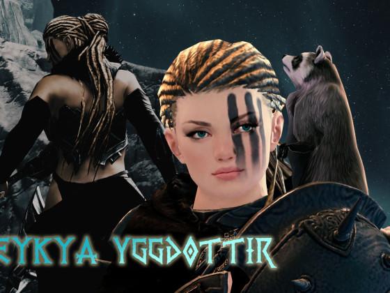 Reykya Yggdottir