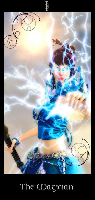 Tarot ~ The Magician - Alternativversion II