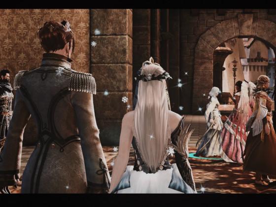 Der Prinz und die Prinzessin!