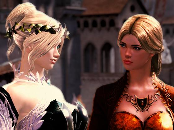 Orianna und Renata 01